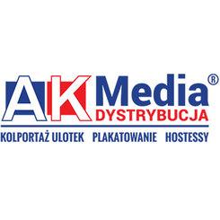 AK Media  kolportaż ulotek  plakatowanie masakraeu