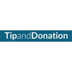 Tip and Donation