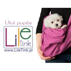LileTink - nosidełka dla zwierzaków