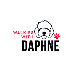 Walkies with Daphne