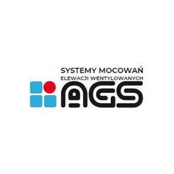 Systemy mocowań elewacji wentylowanych - AGS