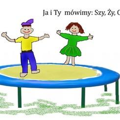 """Gabinet Logopedyczny """"Trampolina"""" Joanna Gomułka"""