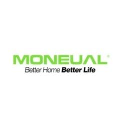 Roboty sprzątające - Moneual