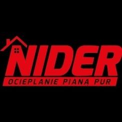 Izolacja natryskowa pianą otwartokomórkową - Nider