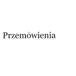 Gotowe przemówienia i podziękowania (Przemowienia.com)
