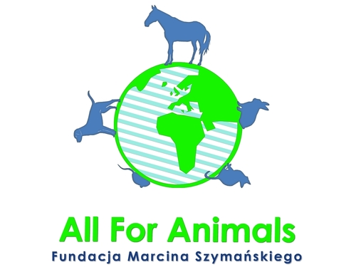 All For Animals. Fundacja Marcina Szymańskiego