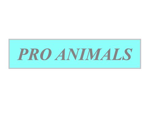 FUNDACJA PRO ANIMALS