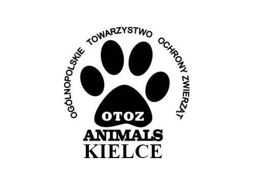 """Ogólnopolskie Towarzystwo Ochrony Zwierząt OTOZ """"Animals"""" - Inspektorat ds. ochrony zwierząt w Kielcach"""