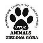 """OGÓLNOPOLSKIE TOWARZYSTWO OCHRONY ZWIERZĄT OTOZ """"ANIMALS"""", ODDZIAŁ ZIELONA GÓRA"""